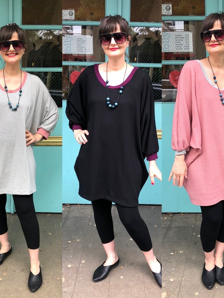 Sarah Bibb Coco Tunic - multiple colors