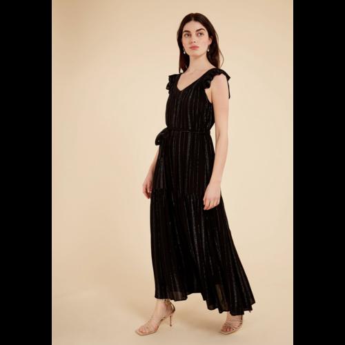 Frnch Adel Dress - Black