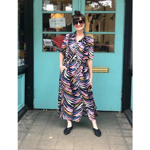 Frnch Celi Dress - Zebi