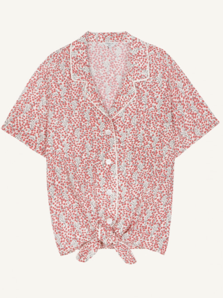 Frnch Carn Blouse - Branches
