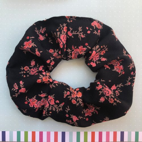 Sarah Bibb Scrunchie - Savanna