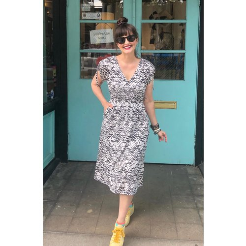 Sarah Bibb Calliope Dress - Zag