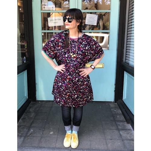 Sarah Bibb Sac Dress - Roswell