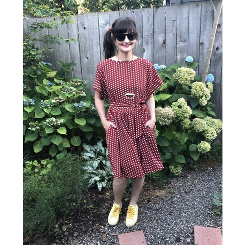 Sarah Bibb Tate Dress -Clara Dot