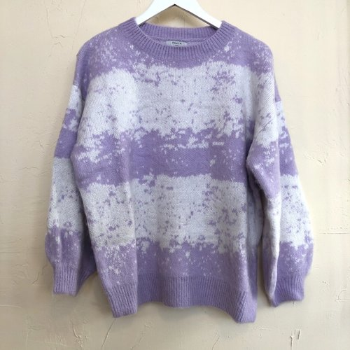 Frnch Natalie Sweater - Violet