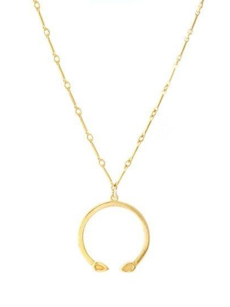 Katie Dean Jewelry Phoenix Necklace