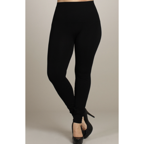 M Rena Cropped Tummy Tuck Leggings - Multiple Colors