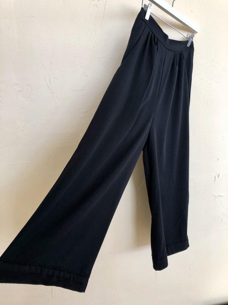 Sarah Bibb Miranda Cropped Pants - Black
