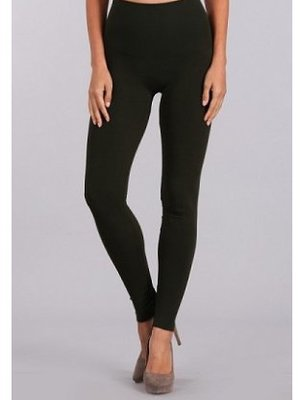 M Rena Tummy Tuck Leggings  - Deep Olive