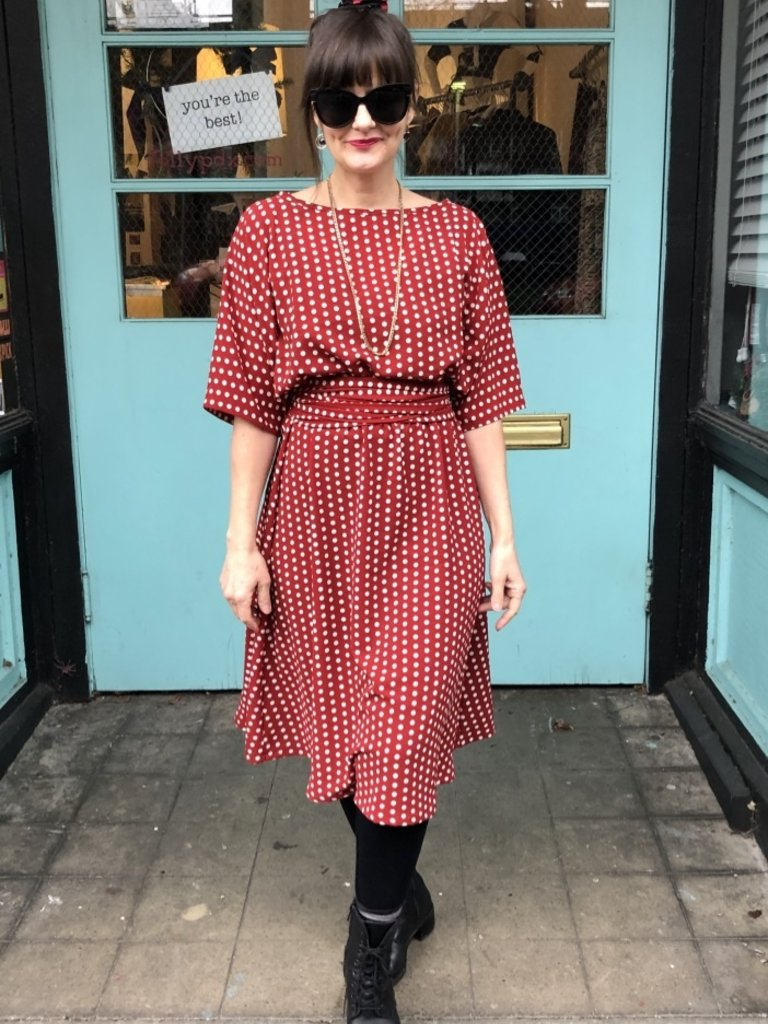 Sarah Bibb Fiona Dress - Clara Dot
