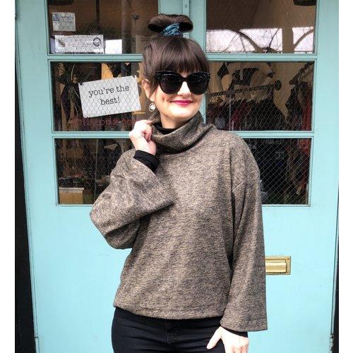 Sarah Bibb Lumi Cowl - Tawny