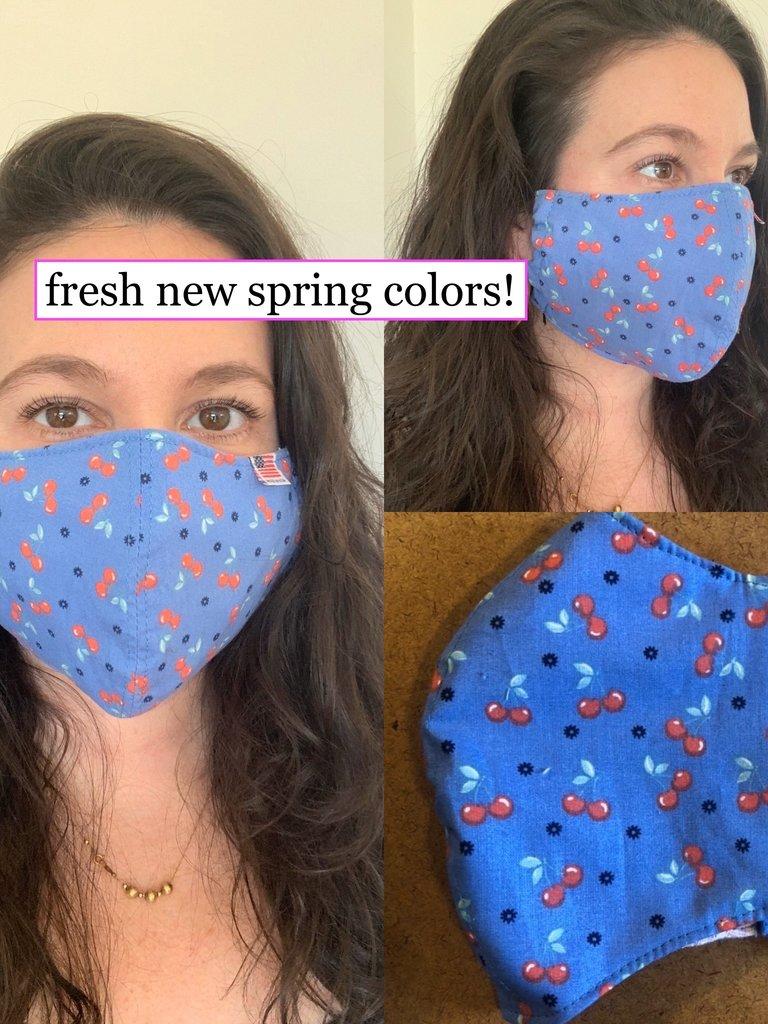 Busy Mushroom Premium Masks Spring 1