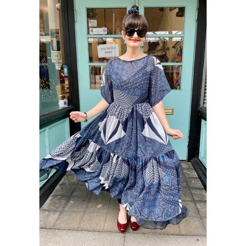 Sarah Bibb Abbie Dress - Kato