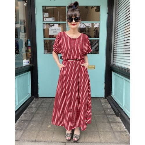 Sarah Bibb Tina Midi Dress - Clara Dot