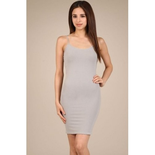 M Rena Stretch Slip by M Rena - Opal Grey