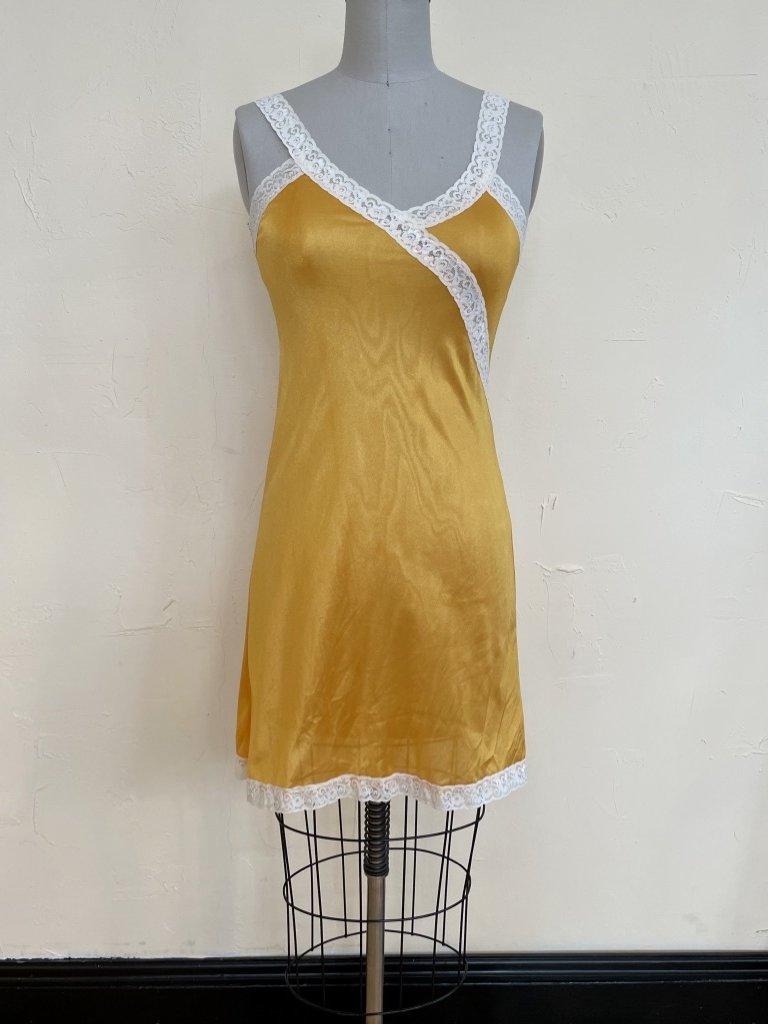 Sarah Bibb Hand Dyed Limited Edition Ava Slip - Sunshine