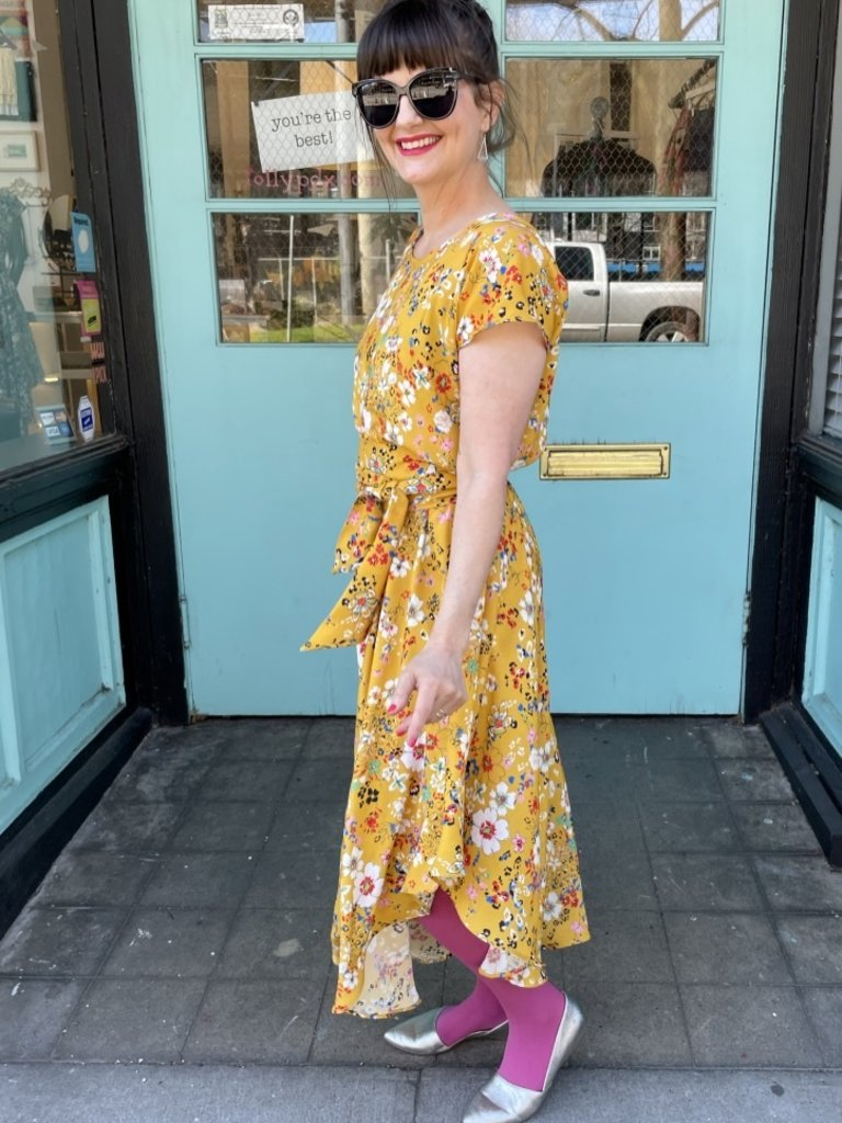 Sarah Bibb Nora Dress  - Pixie