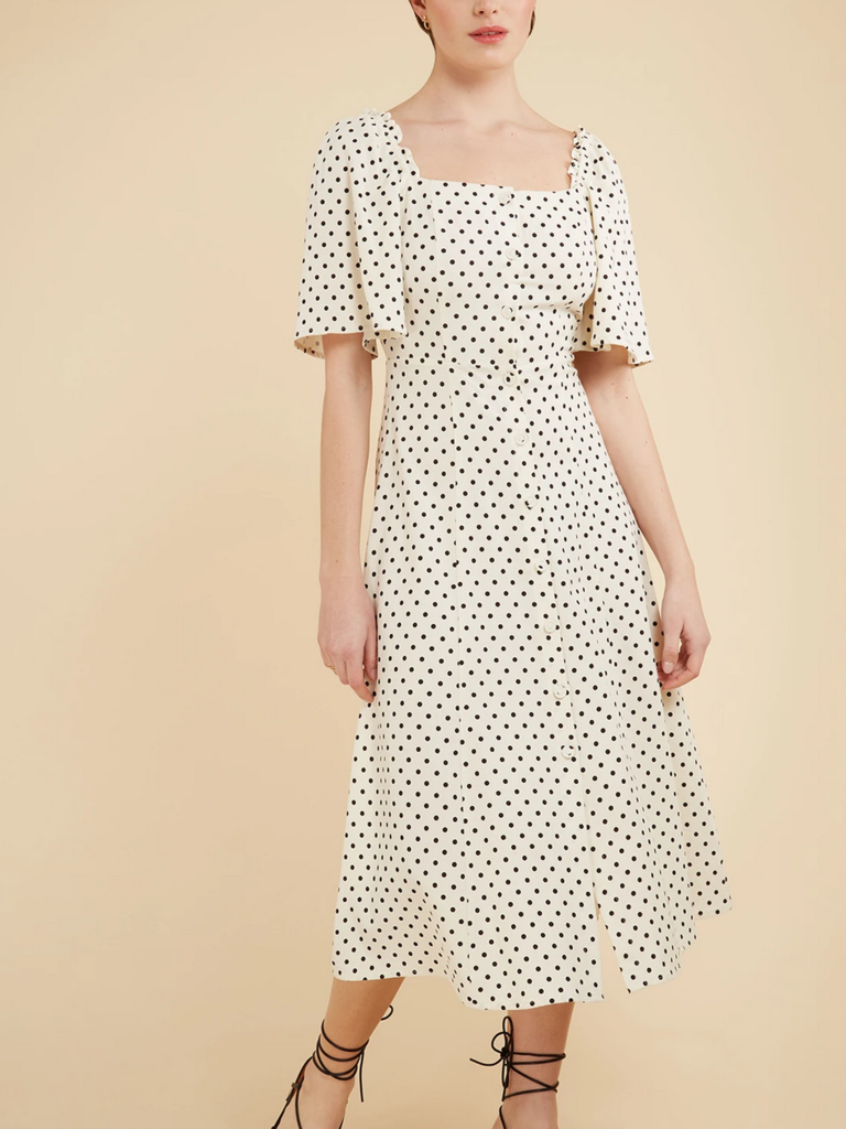 Frnch Anica Dress - Dot