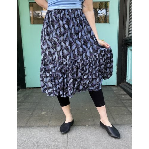 Sarah Bibb Moreau Skirt - Moonbeam