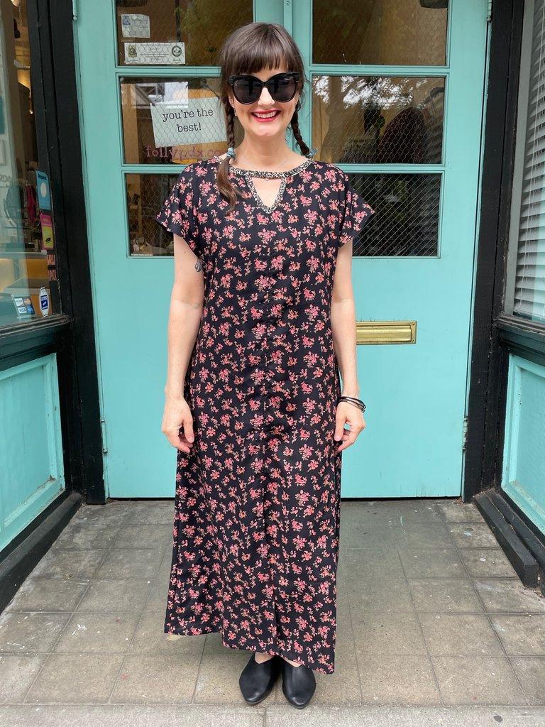 Sarah Bibb Tez Dress - Savannah
