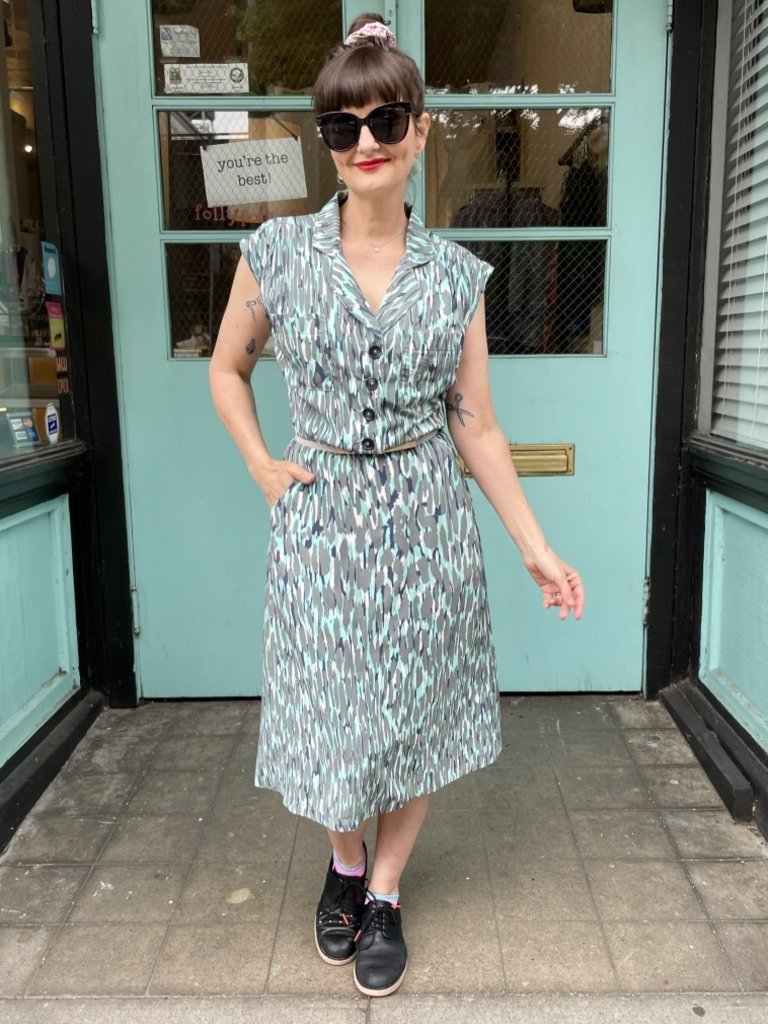 Sarah Bibb Wendy Dress -Marfa