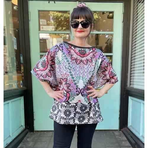 Sarah Bibb Sally Tunic- Orleans