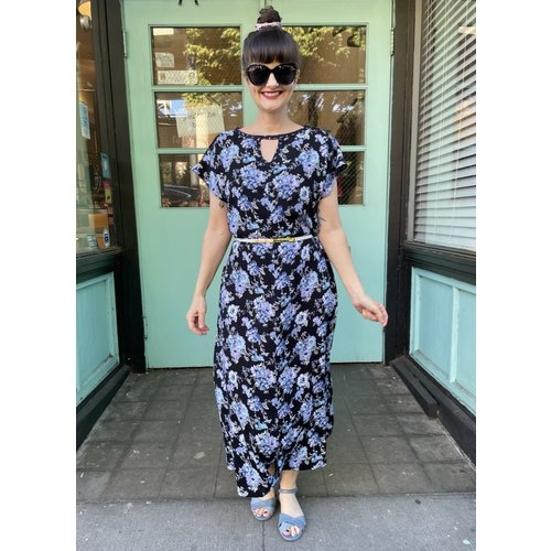 Sarah Bibb Tez Dress - Jazz