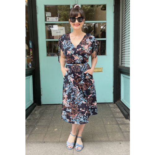 Sarah Bibb Calliope Dress - Parkway