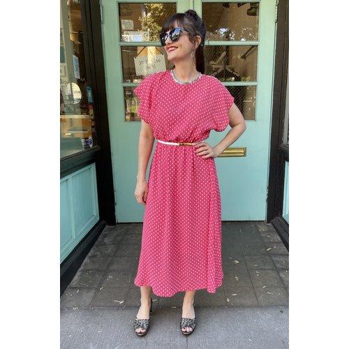 Sarah Bibb Angela Dress - Poppy/Groove