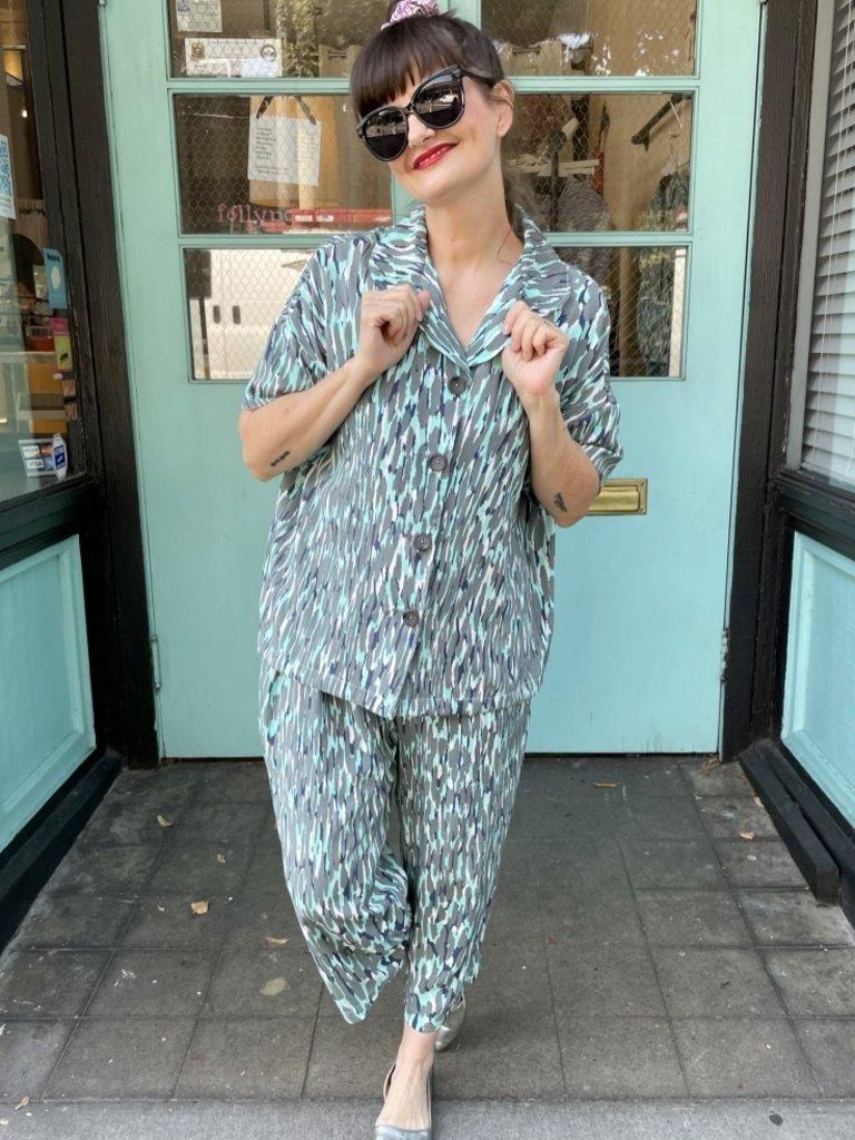 Sarah Bibb Donna PJ Set - Marfa