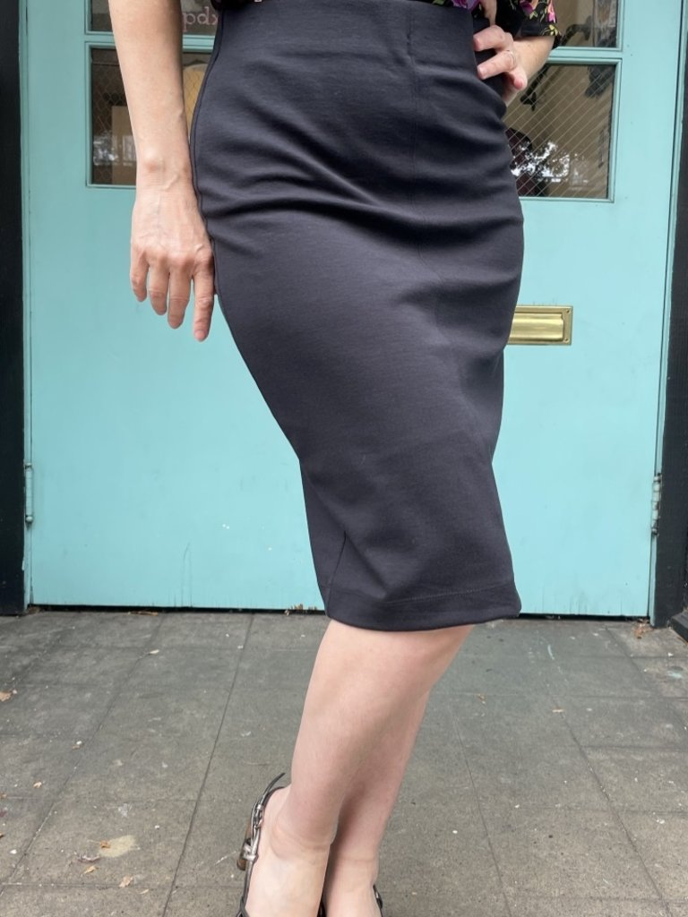Sarah Bibb Evan Pencil Skirt - Black