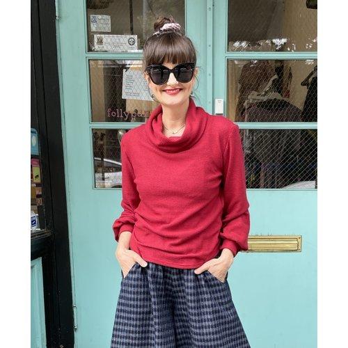 Sarah Bibb Nicole Sweater - Sequoia