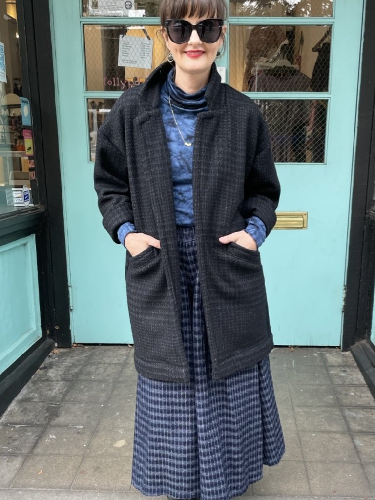 Sarah Bibb Adelia Coat - Brooklyn
