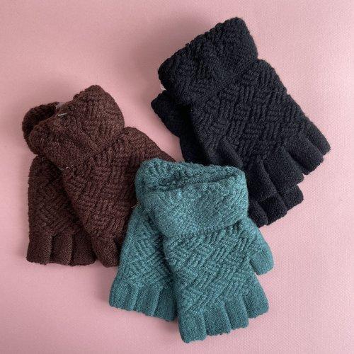 Fingerless Gloves - Multi