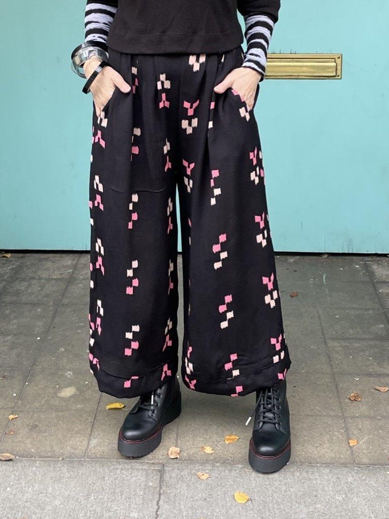 Sarah Bibb Miranda Cropped Pants - Banning P
