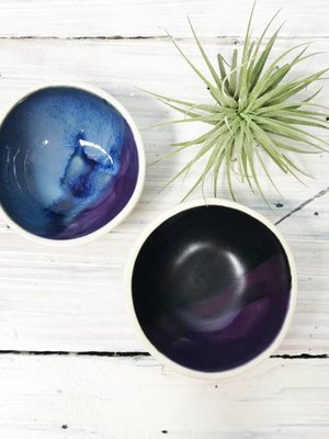 Marbled Mini Bowls -Multiple Colors