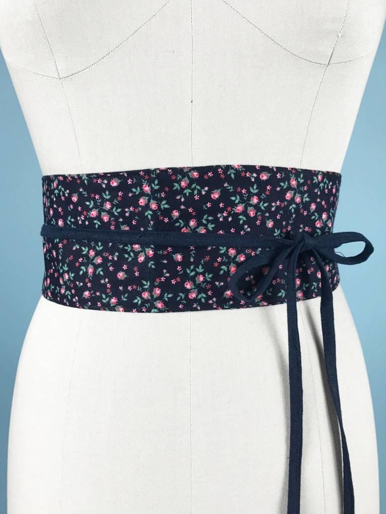 Sarah Bibb Wrapping Belt- Tiny Garden