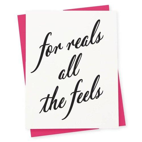 417 Press All the Feels Card