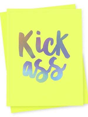 417 Press Kick Ass Card