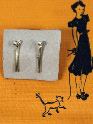 Kiersten Crowley Bit Bar Studs