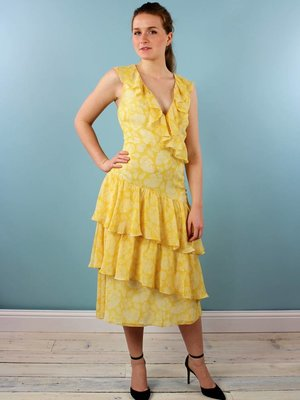 dra Sela Dress - Sunny