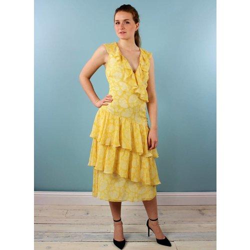 dra Sela Dress - Sunny