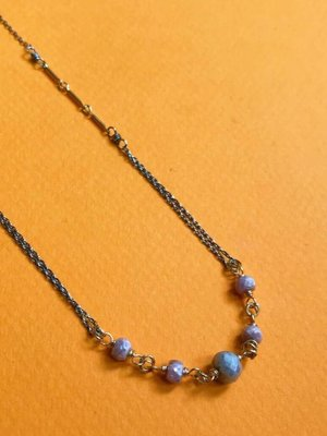 Amy Olson Link Necklace - Mulitiple Colors