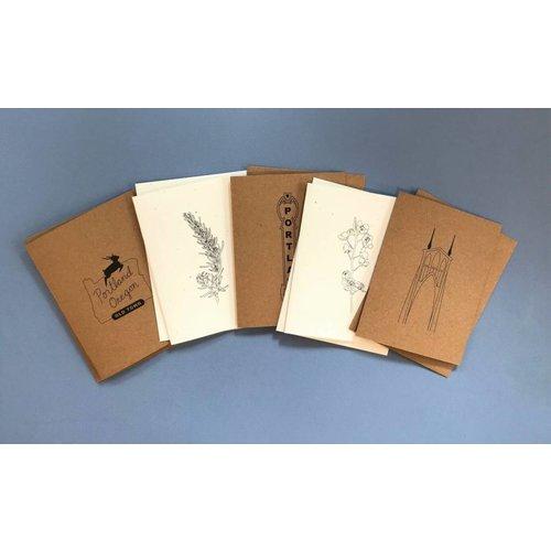 Hope Palattella PDX Cards by Hope Palattella
