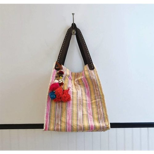 Fredd & Basha Shopper - Beach Stripe