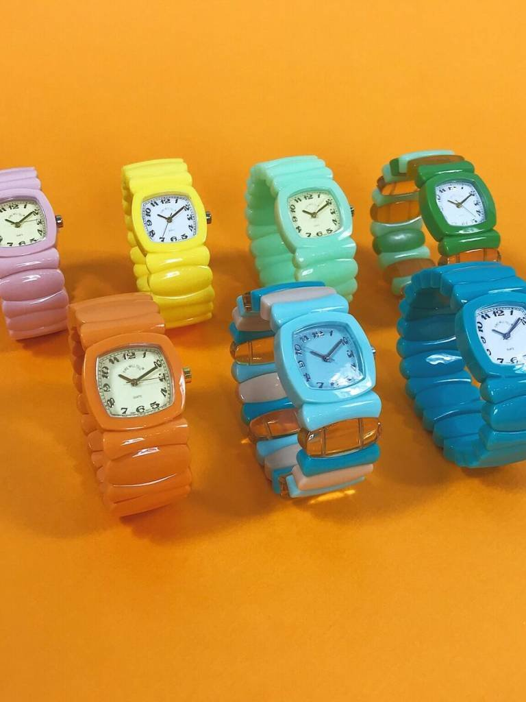 Time Will Tell TWT Watch - Various Colors