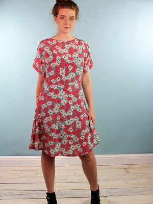Sarah Bibb Tina Dress - Desert Bloom