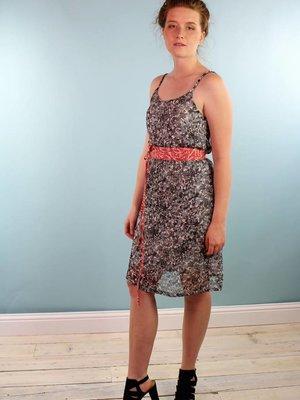 Sarah Bibb Venus Dress - Shallow Berry