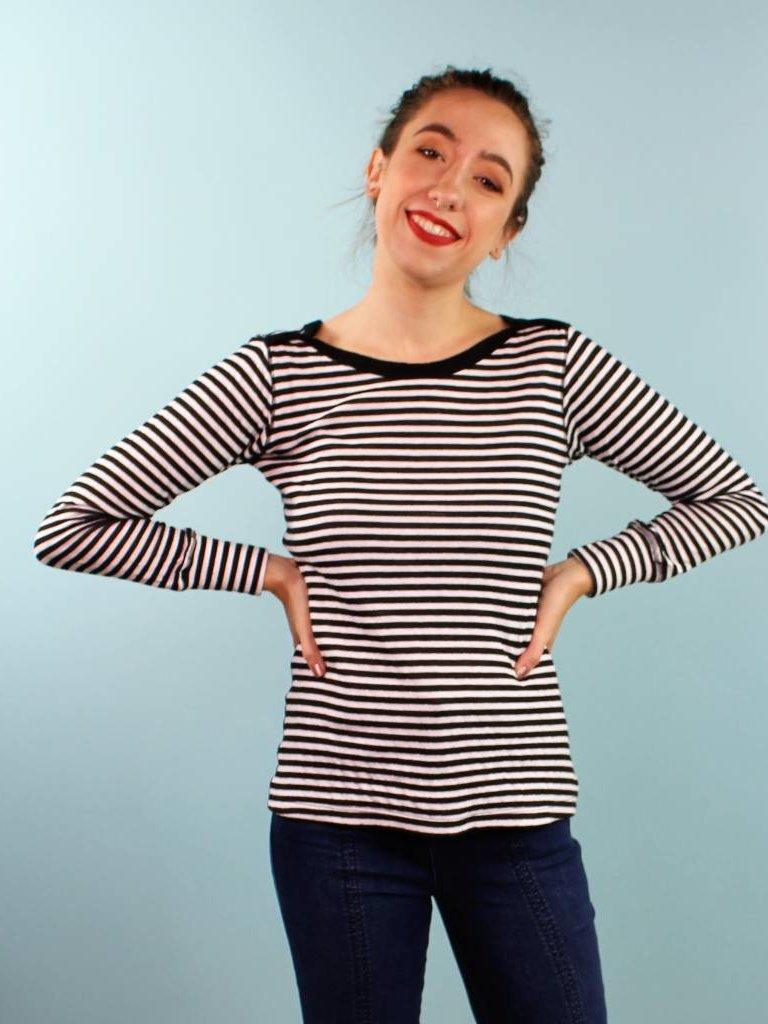 Cameo Babe Tee - Stripe