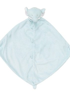 Angel Dear Elephant Blankie Blue 1109